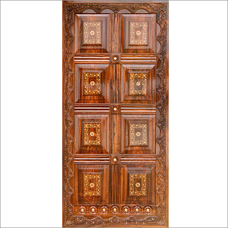 Engraved Doors