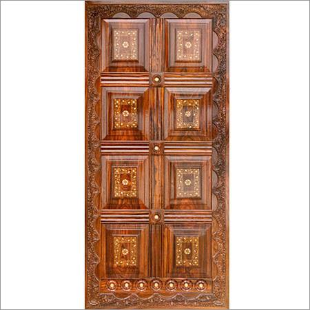 Engraved Doors