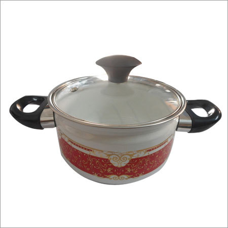 Customized Enamel Casserole