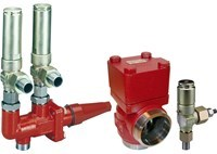 Danfoss Safety Relief Valves