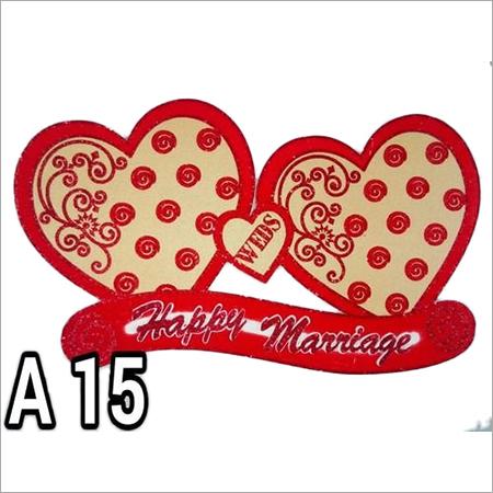 Thermocol valentine