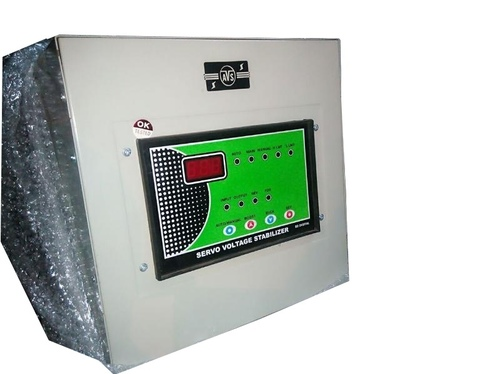 Servo Voltage Stablizer