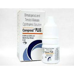Careprost Plus Eye Drops