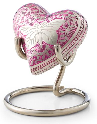 Pink Matki Butterfly