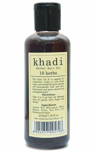 Khadi 18 Herbs Hair Oil