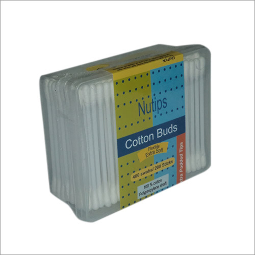 Flexible Cotton Buds