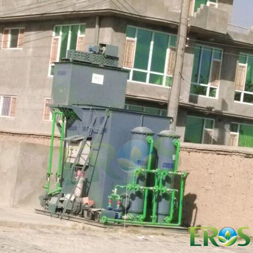 Effluent Treatment Plant for Auto-Parts Manufactur