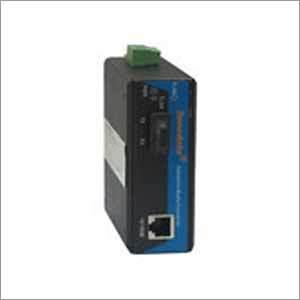 1-port IndustrialEthernet media converter, 12-48VDC