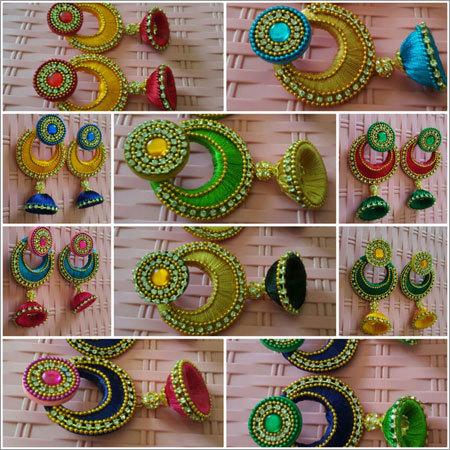 Party Wear Earrings