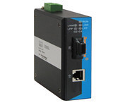 1-Port Industrial Gigabit Media Converter