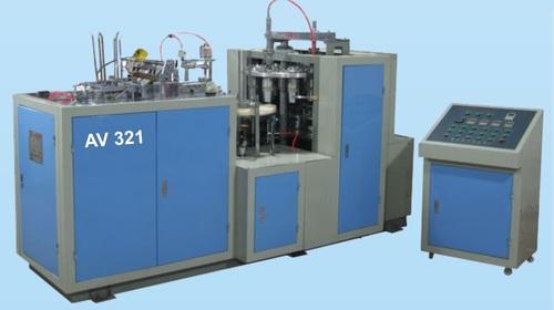 Automatic Paper Cup Machine : AV-321