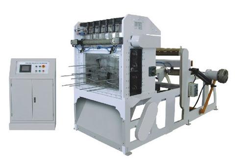 Automatic Paper Punching And Die Cutting Machine - AV- 521