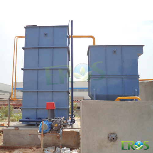 Effluent Waste Water Treatment Plants