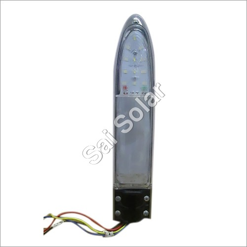 Doll Fin 9W DC Solar Street Light