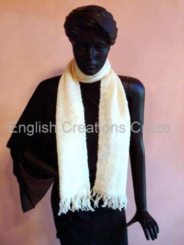 Wool Uni Color Scarves