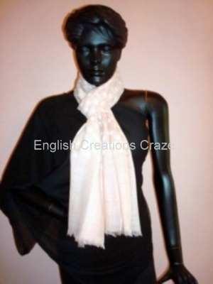Wool Tie Dye Scarves