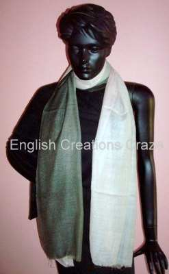 Modal Ombre Dyed Solid Color Scarves