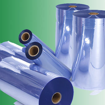 PVC SHRINK FILM FOR PRINTING