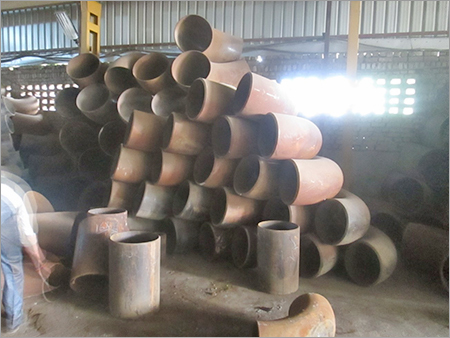 Mild Steel Pipe Fitting