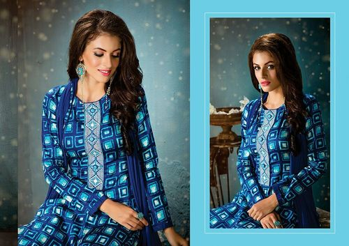 SADAA (ADAA VOL- 3) Straight Salwar Kameez Suits