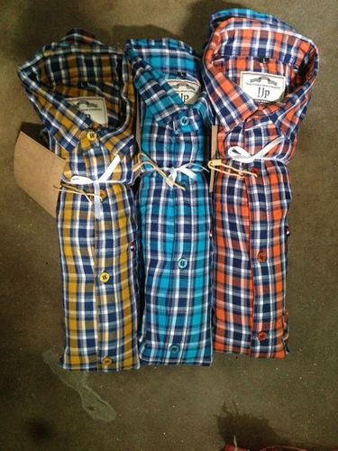 Cotton Polyester Shirts