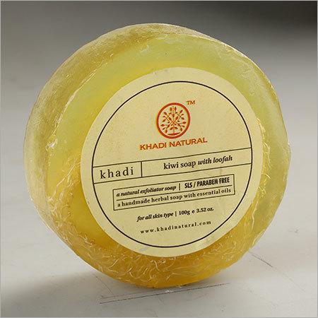 Kiwi Loofah Soap