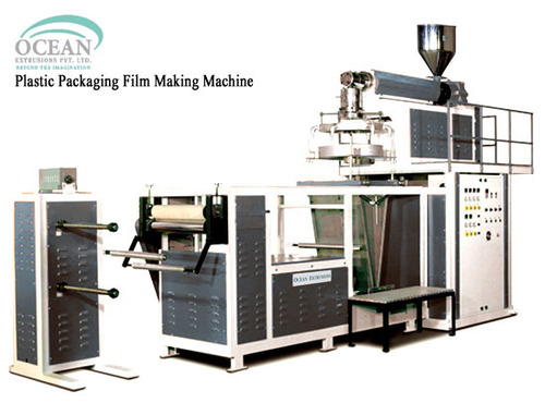 Plastic Packaging Film Making Machine