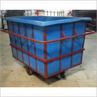 Molded Textile Tubs