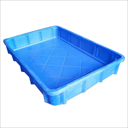 Roto Moulded Plastic Crate