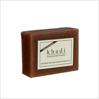 Woody Sandal & Honey Soap