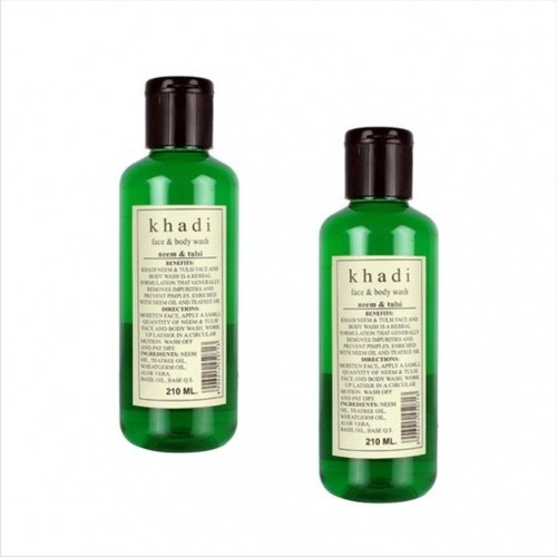Neem & Tulsi Face & Body Wash