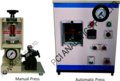 IR / FTIR Hydraulic Press