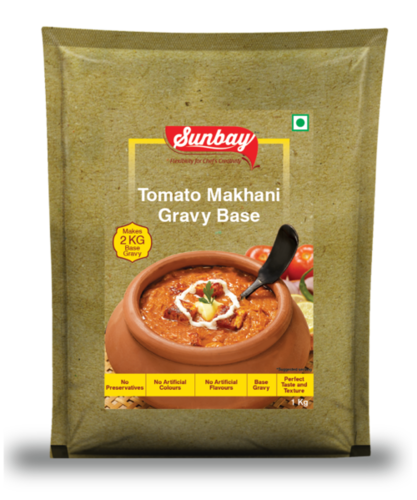 Tomato Makhani Gravy