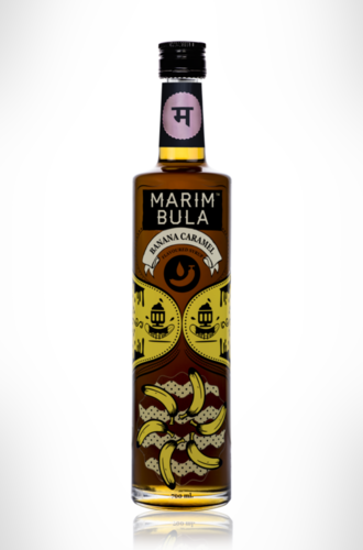 Banana Caramel Syrup
