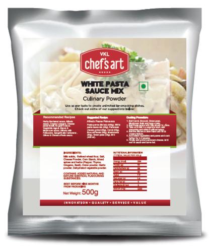 White Pasta Sauce Base