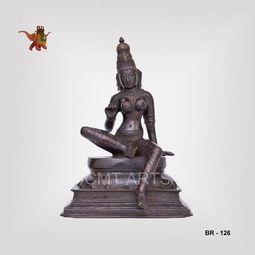 Brass Devi