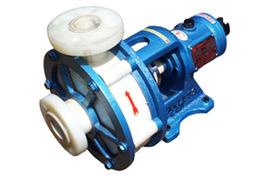 Non Metallic Anti Corrosive Centrifugal Injection Moulded Pump