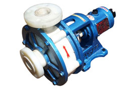 Non Metallic Anti-Corrosive Centrifugal Injection