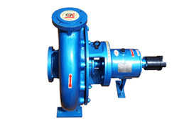 Horizontal Centrifugal Back Pull Out Metallic Pump