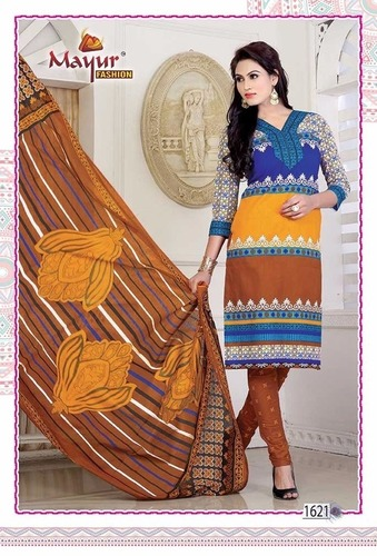 Stylish Cotton salwar Kameez