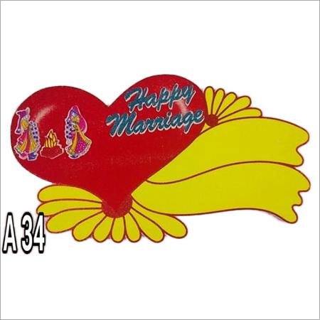 Happy Marriage Heart