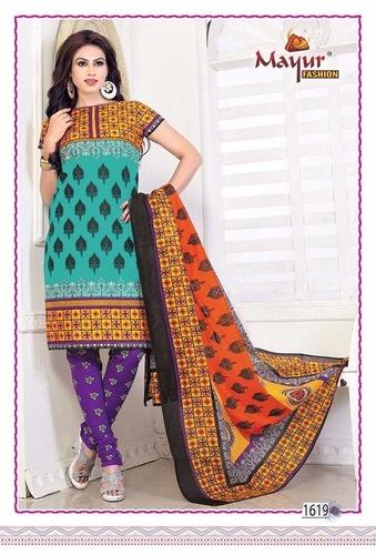 Jetpur Cotton Suit Wholesale