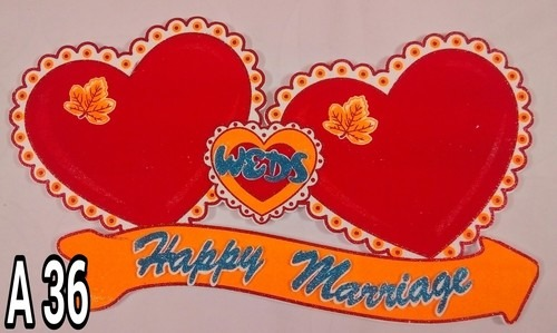 Wedding Heart Hanging Manufacturer Supplier In GujaratIndia