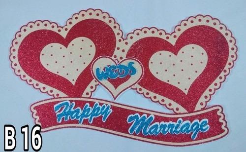 Wedding Decoration Items