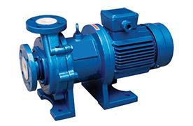 Seal less Magnetic Driven Pump