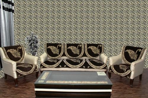 Chenille Sofa Cover i20