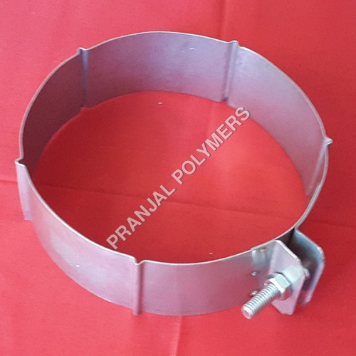 SS 304 Strip Type Flange Guard
