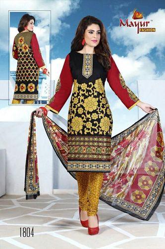 Designer Embroidery Work Dress