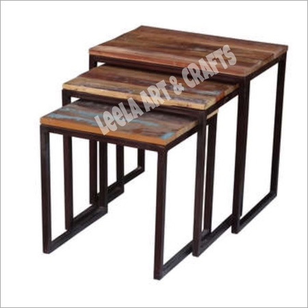 INDUSTRIAL 3 TABLE SETS