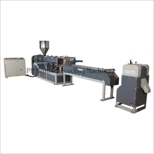 PP Bottle Recycling Machine